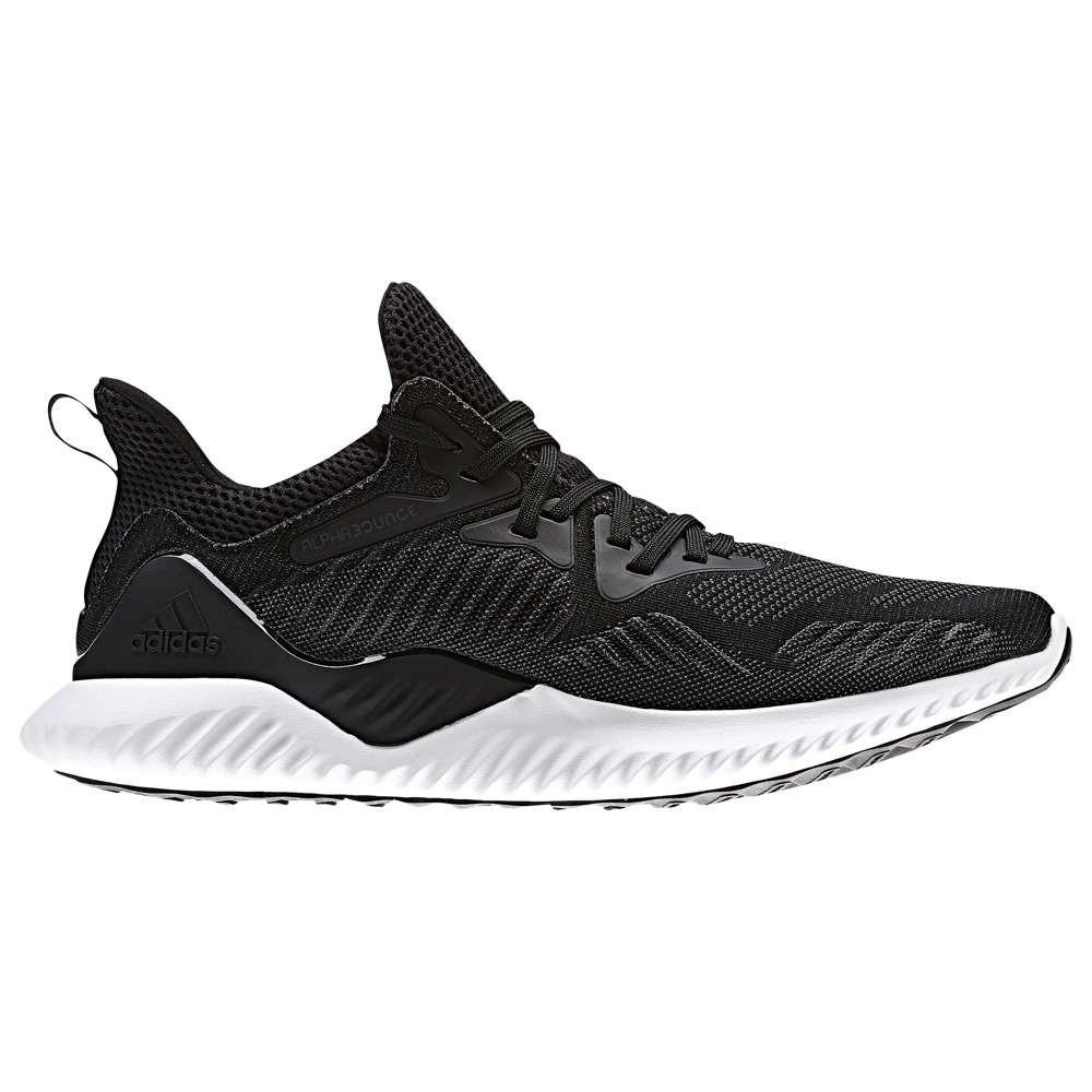 アディダス メンズ ランニング・ウォーキング シューズ・靴【Alphabounce Beyond】Black/White