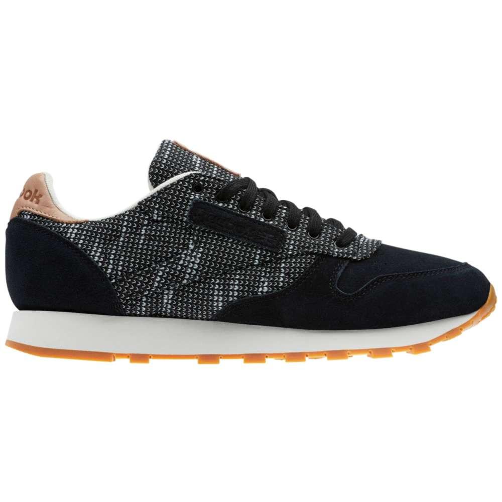 リーボック メンズ ランニング・ウォーキング シューズ・靴【Classic Leather】Black/Stark Grey/Sandstone/Gum