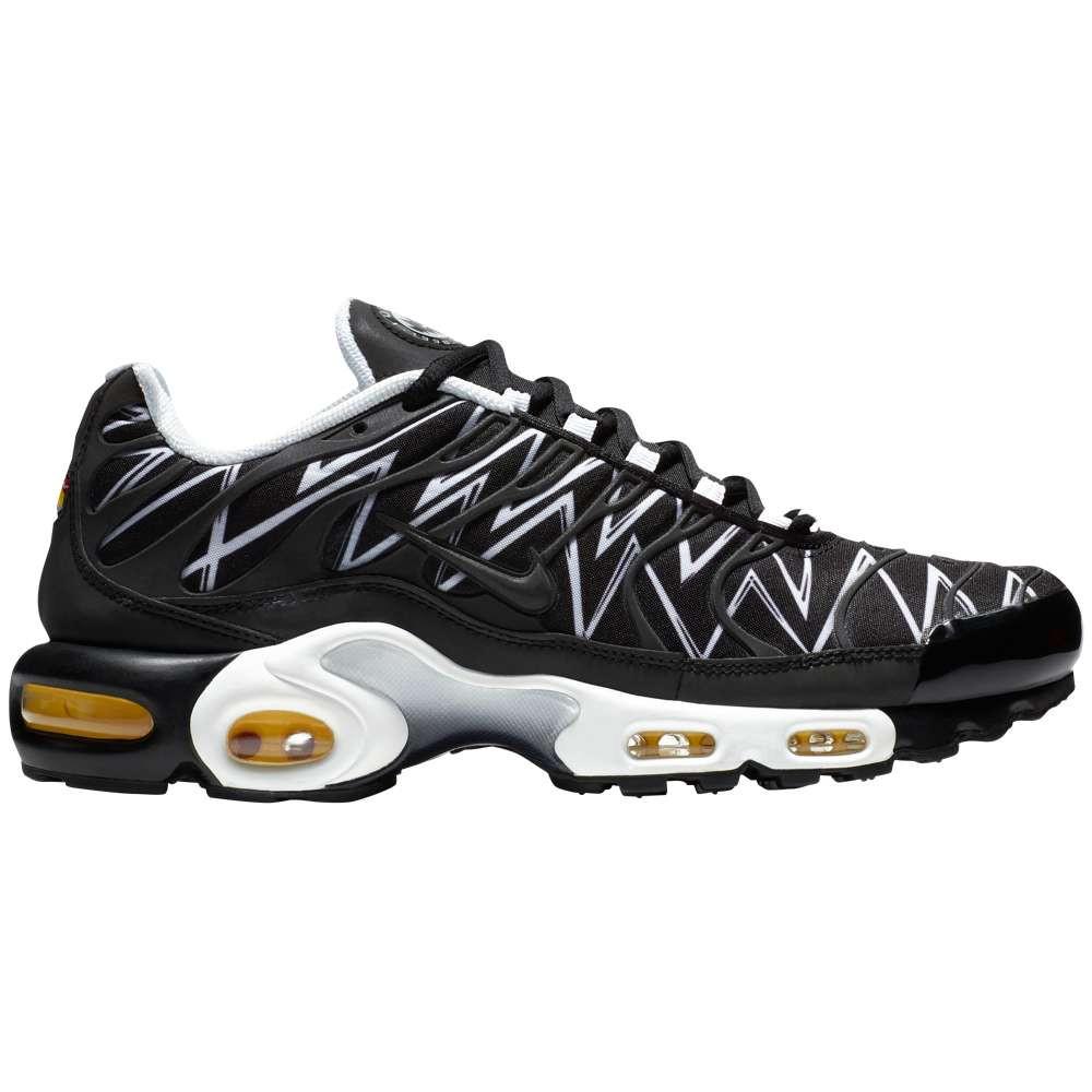 ナイキ メンズ ランニング・ウォーキング シューズ・靴【Air Max Plus】Black/Black/White