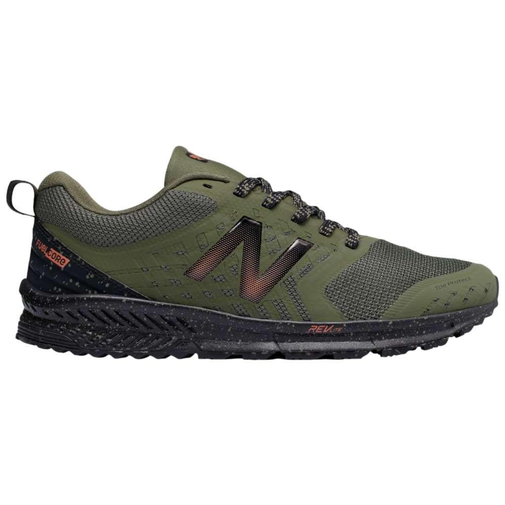 ニューバランス メンズ ランニング・ウォーキング シューズ・靴【Nitrel】Dark Covert Green/Black/Copper Metallic