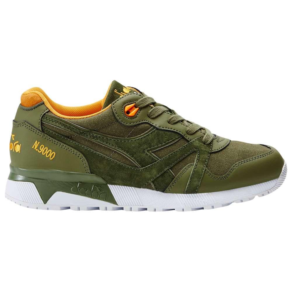 ディアドラ メンズ フィットネス・トレーニング シューズ・靴【N9000 CVSD】Green Rosemary