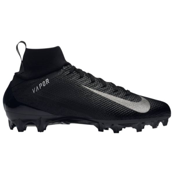 ナイキ メンズ アメリカンフットボール シューズ・靴【Vapor Untouchable Pro 3】Black/White/Black