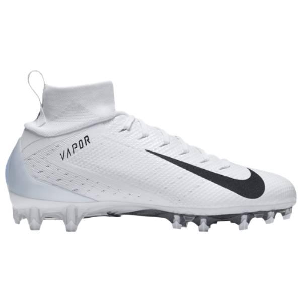 ナイキ メンズ アメリカンフットボール シューズ・靴【Vapor Untouchable Pro 3】White/Black/White