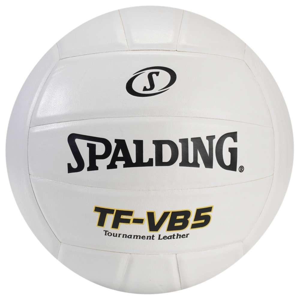 スポルディング ユニセックス バレーボール ボール【TF-VB5 Leather Volleyball】White