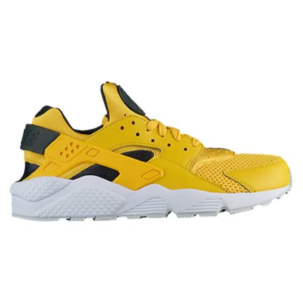 ナイキ メンズ ナイキ ランニング・ウォーキング シューズ・靴【Air Huarache メンズ】Tour Yellow/Anthracite/White/Platinum/Grey, ブランド楽市:c8aeb619 --- jpworks.be