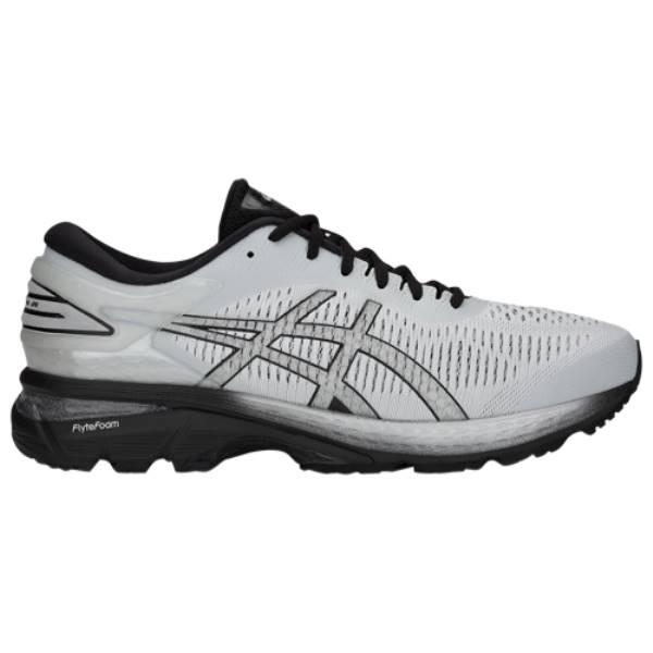 アシックス メンズ ランニング・ウォーキング シューズ・靴【GEL-Kayano 25】Glacier Grey/Black