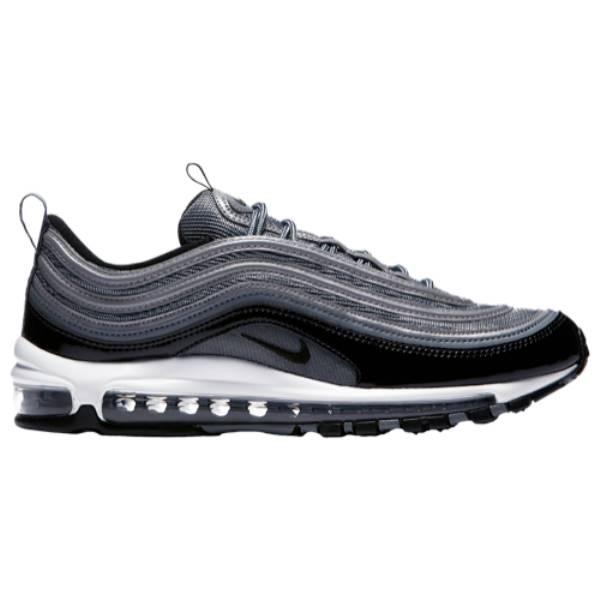上品 ナイキ メンズ ランニング・ウォーキング シューズ・靴 ナイキ【Air Max メンズ Max 97】Grey/Black/White, 釣鐘屋本舗:1e86a597 --- supercanaltv.zonalivresh.dominiotemporario.com