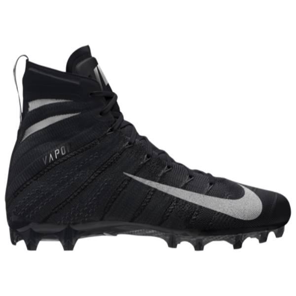 ナイキ メンズ アメリカンフットボール シューズ・靴【Vapor Untouchable 3 Elite】Black/Metallic Silver/Black/Black/Black