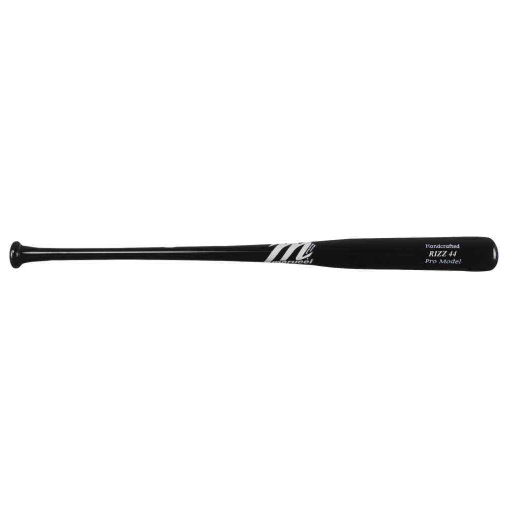 マルッチ メンズ 野球 バット【Anthony Rizzo Pro Maple Baseball Bat】Black Handle