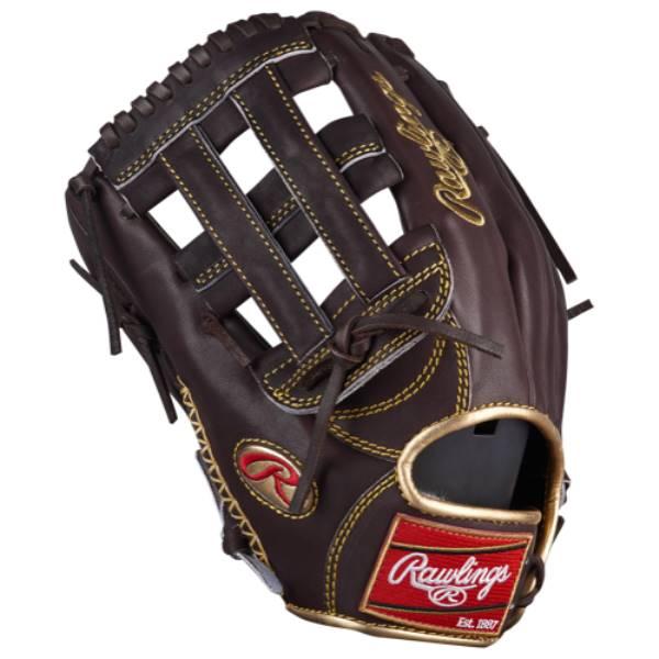 ローリングス ユニセックス 野球 グローブ【Gold Glove RGG303-6B Fielder's Glove】Brown