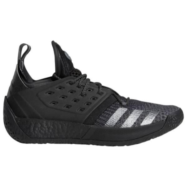 アディダス メンズ バスケットボール シューズ・靴【Harden Vol. 2】Black/Grey/Iron