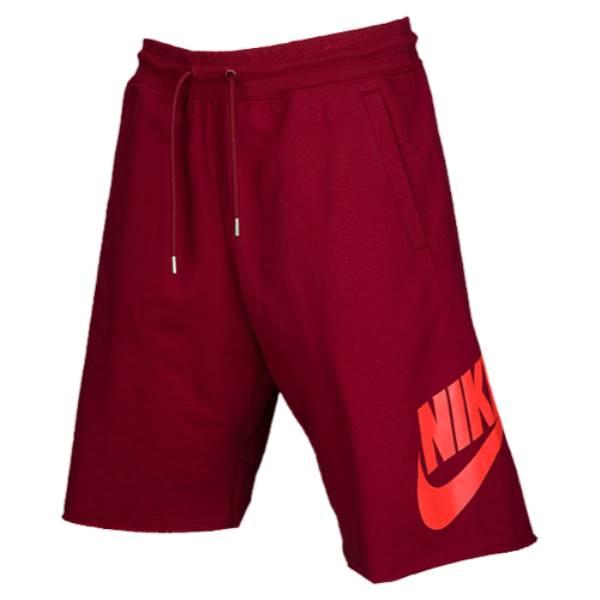 ナイキ メンズ ボトムス・パンツ ショートパンツ【GX Alumni Shorts】Team Red/Rush Coral