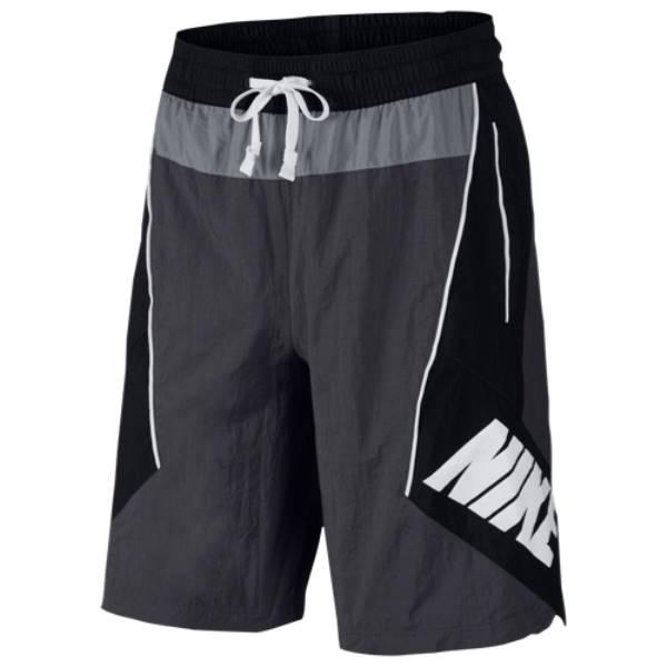 ナイキ メンズ バスケットボール ボトムス・パンツ【Throwback Shorts】Anthracite/Black/Cool Grey/White