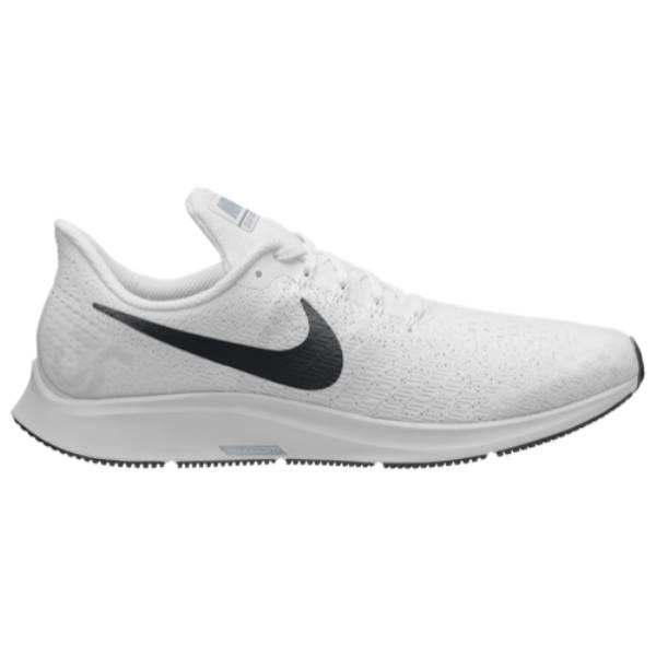 ナイキ メンズ ランニング・ウォーキング シューズ・靴【Air Zoom Pegasus 35】White/Black/Pure Platinum/Wolf Grey