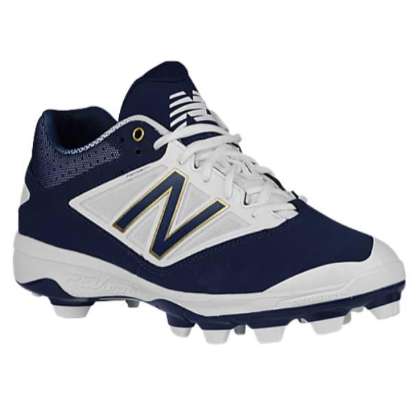 ニューバランス メンズ 野球 シューズ・靴【4040v3 TPU Low】Navy
