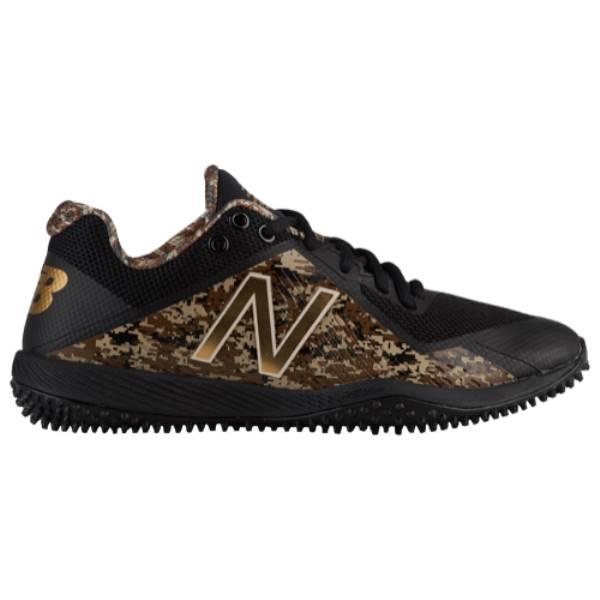 ニューバランス メンズ 野球 シューズ・靴【4040v4 Turf】Black/Camo
