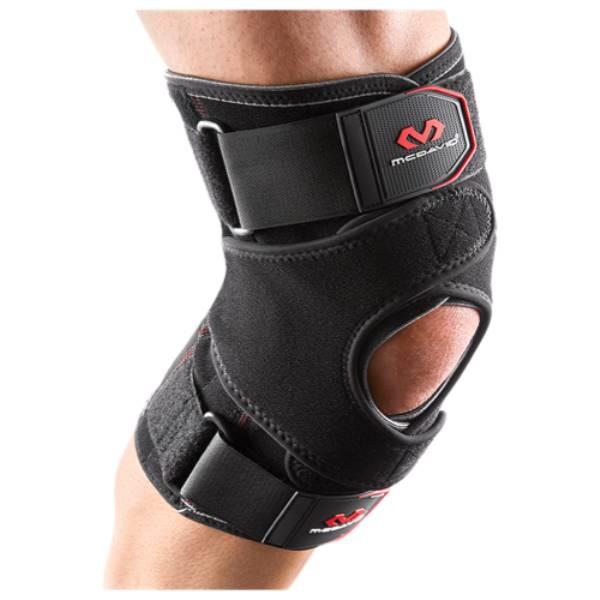 マクダビッド ユニセックス フィットネス・トレーニング サポーター【Vow Knee Wrap w/ Stays & Straps】