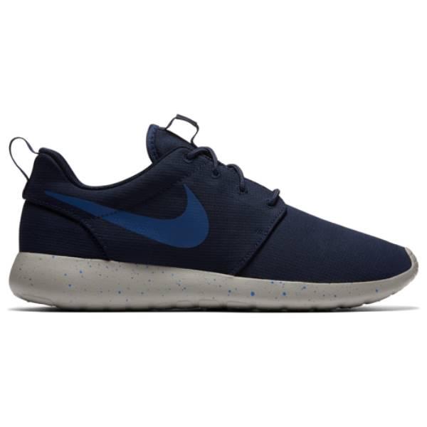 ナイキ メンズ ランニング・ウォーキング シューズ・靴【Roshe One】Obsidian/Gym Blue/Pale Grey