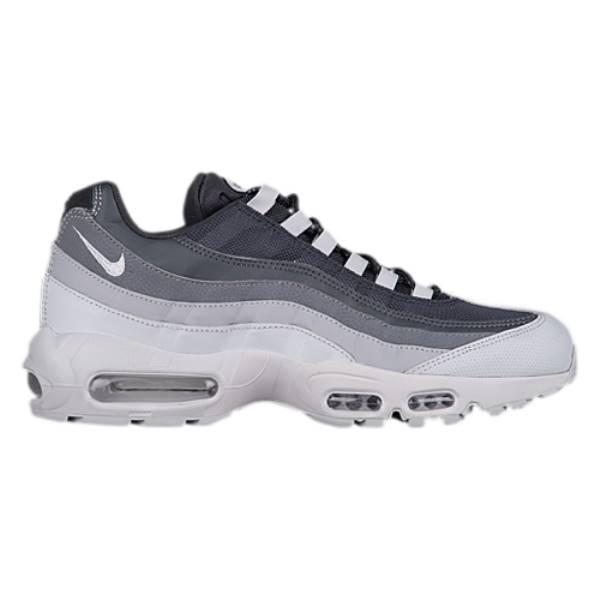 ナイキ メンズ ランニング・ウォーキング シューズ・靴【Air Max 95】Wolf Grey/Pure Platinum/Cool Grey/Dark Grey
