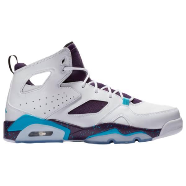 ナイキ ジョーダン メンズ バスケットボール シューズ・靴【Flight Club '91】White/Blue Lagoon/Grand Purple/Black