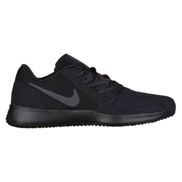 ナイキ メンズ フィットネス・トレーニング シューズ・靴【Varsity Compete Trainer】Black/Anthracite