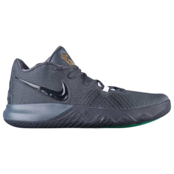 ナイキ メンズ バスケットボール シューズ・靴【Kyrie Flytrap】Anthracite/Black/White/Green
