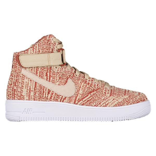 ナイキ メンズ バスケットボール シューズ・靴【Air Force 1 Ultraforce Hi】Team Gold/Team Gold/Dusty Peach/White