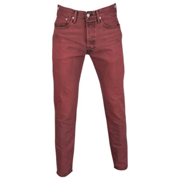 リーバイス メンズ ボトムス・パンツ ジーンズ・デニム【501 Customized and Tapered Jeans】Urban Poppy