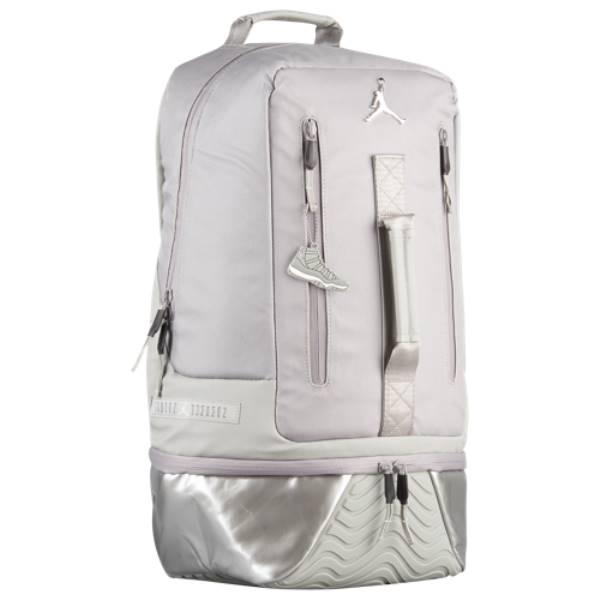 ナイキ ジョーダン ユニセックス バッグ バックパック・リュック【Retro 11 Backpack】Cool Grey