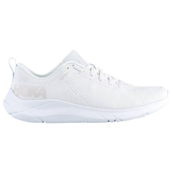 ホカ オネオネ レディース ランニング・ウォーキング シューズ・靴【Hupana】White