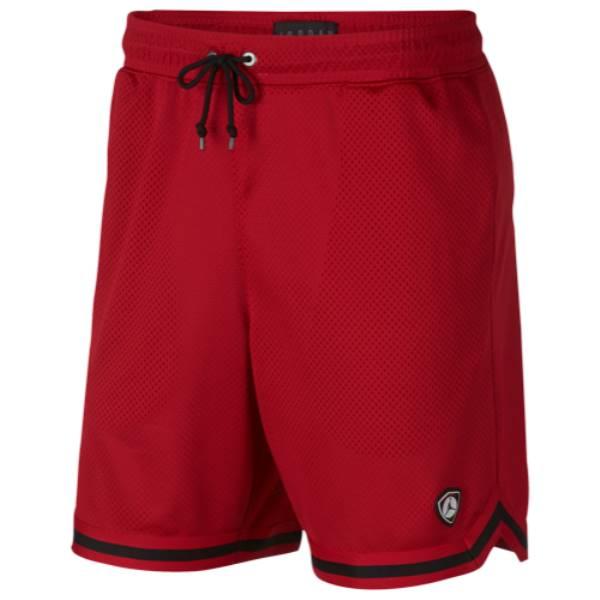 ナイキ Mesh ジョーダン メンズ メンズ バスケットボール ボトムス Shorts】Gym・パンツ【Retro 14 Last Shot Mesh Shorts】Gym Red/Black/White, 喜茂別町:434dd112 --- kanda.ayz.pl
