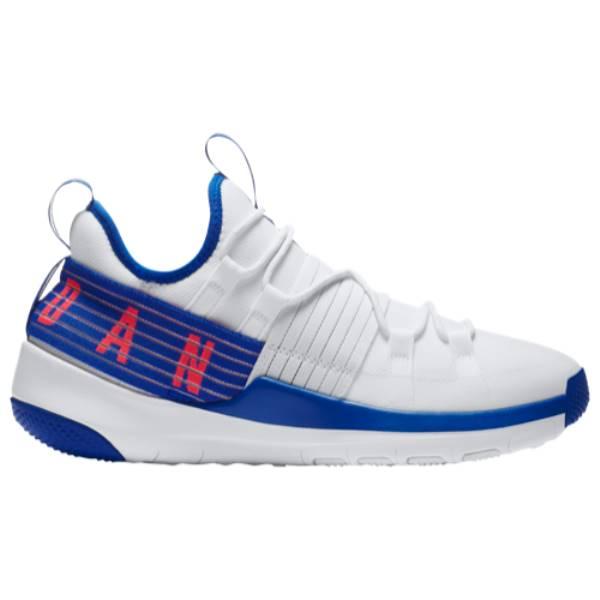 ナイキ ジョーダン メンズ フィットネス・トレーニング シューズ・靴【Trainer Pro】Sail/Pink/Blue