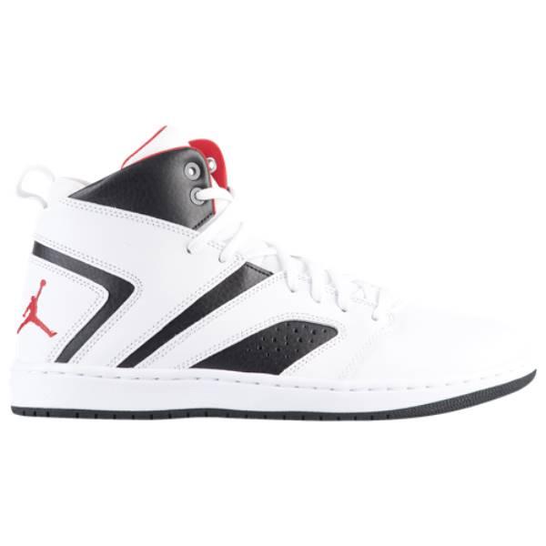 ナイキ ジョーダン メンズ バスケットボール シューズ・靴【Flight Legend】Black/White/Gym Red
