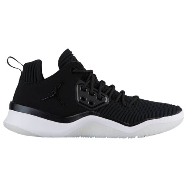 ナイキ ジョーダン メンズ バスケットボール シューズ・靴【DNA LX】Black/Black/White