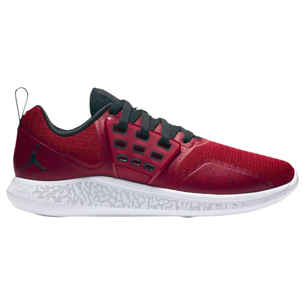 ナイキ ジョーダン メンズ フィットネス・トレーニング シューズ・靴【Lunar Grind】Gym Red/Black/White