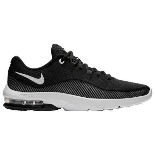 ナイキ メンズ ランニング・ウォーキング シューズ・靴【Air Max Advantage 2】Black/White/Anthracite