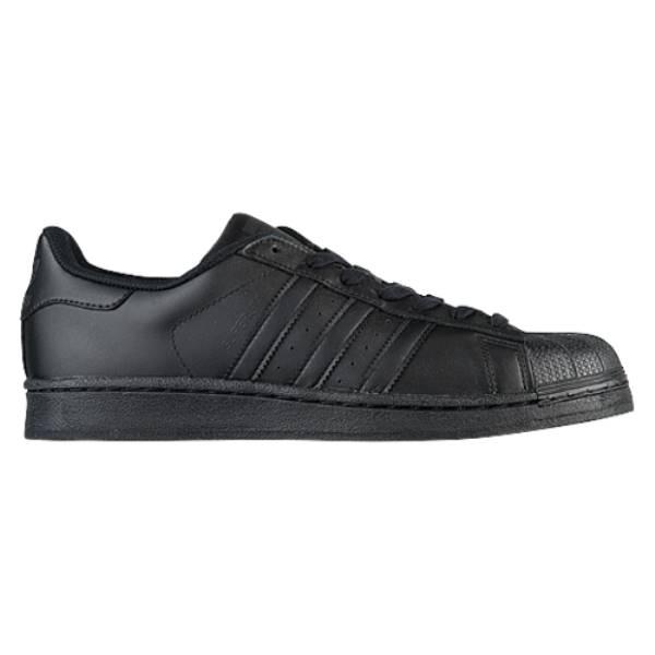 素晴らしい品質 アディダス アディダス メンズ バスケットボール シューズ・靴 メンズ【Superstar】Black/Black/Black, ロクセイマチ:417637b0 --- canoncity.azurewebsites.net