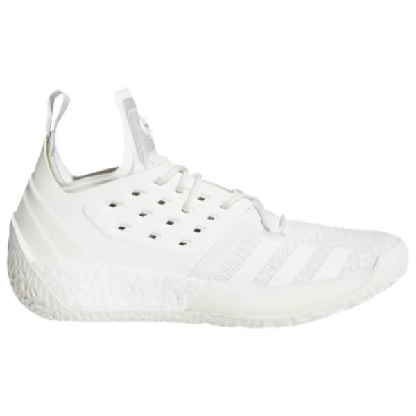 アディダス メンズ バスケットボール シューズ・靴【Harden Vol. 2】Grey/White