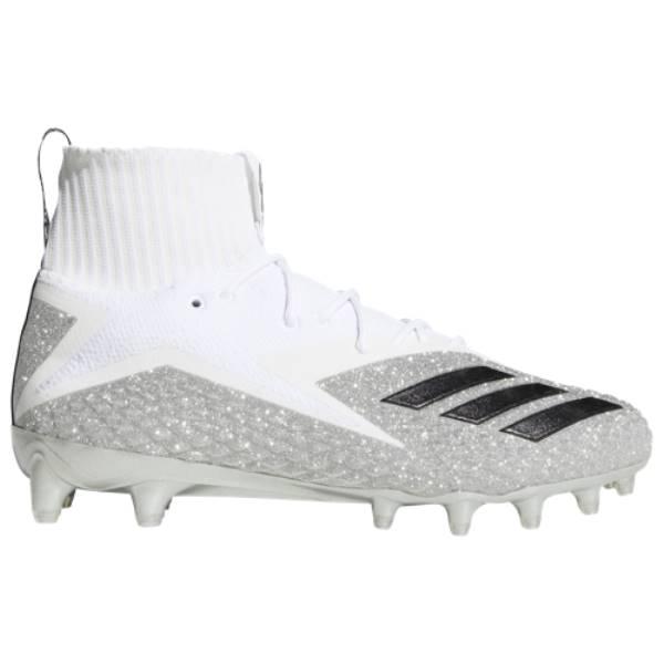 アディダス メンズ アメリカンフットボール シューズ・靴【Freak Ultra Primeknit】White/Black/Silver