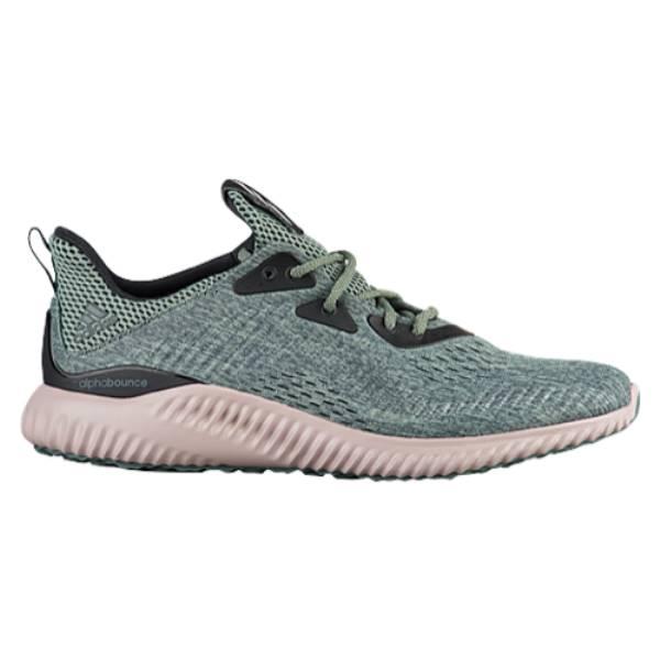 アディダス メンズ ランニング・ウォーキング シューズ・靴【Alphabounce EM】Utility Ivy/Trace Green/Vapour Grey