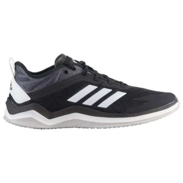 アディダス メンズ 野球 シューズ・靴【Speed Trainer 4】Black/White