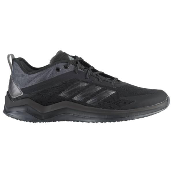 アディダス メンズ 野球 シューズ・靴【Speed Trainer 4】Black/Black/Black