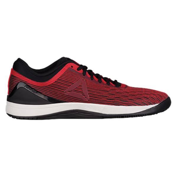リーボック メンズ フィットネス・トレーニング シューズ・靴【Crossfit Nano 8.0】Primal Red/Urban Maroon/Chalk/Black