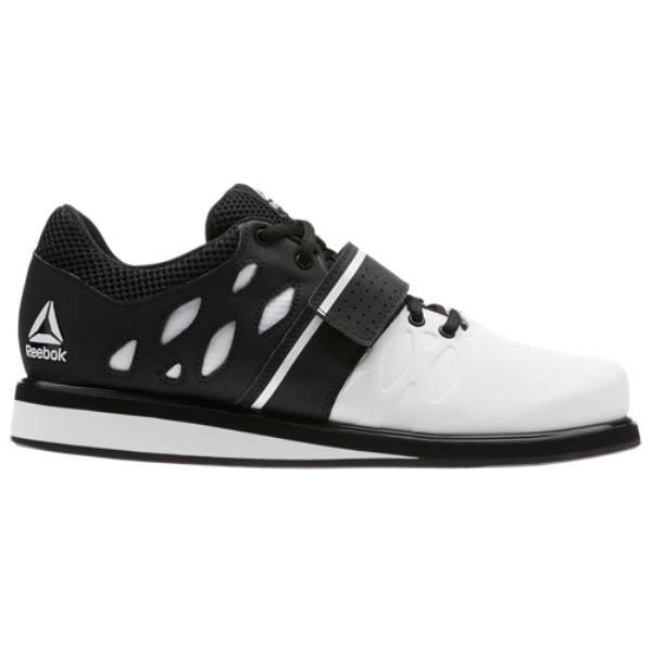リーボック メンズ フィットネス・トレーニング シューズ・靴【Lifter PR】White/Black