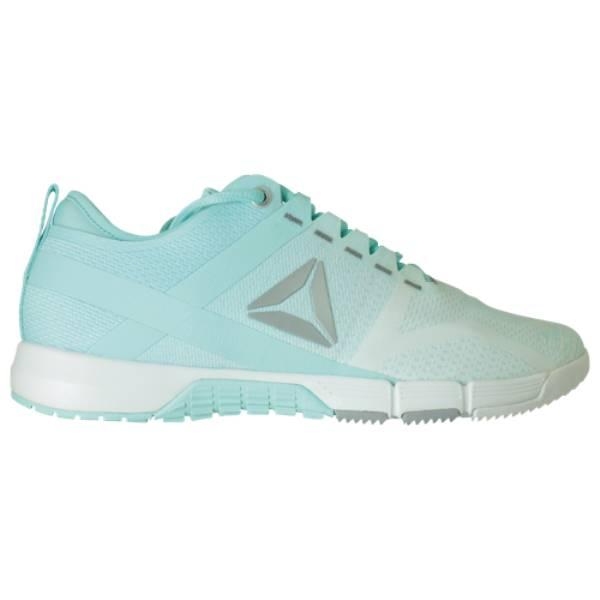 リーボック レディース フィットネス・トレーニング シューズ・靴【Crossfit Grace TR】Blue Lagoon/White/Cool Shadow/Silver