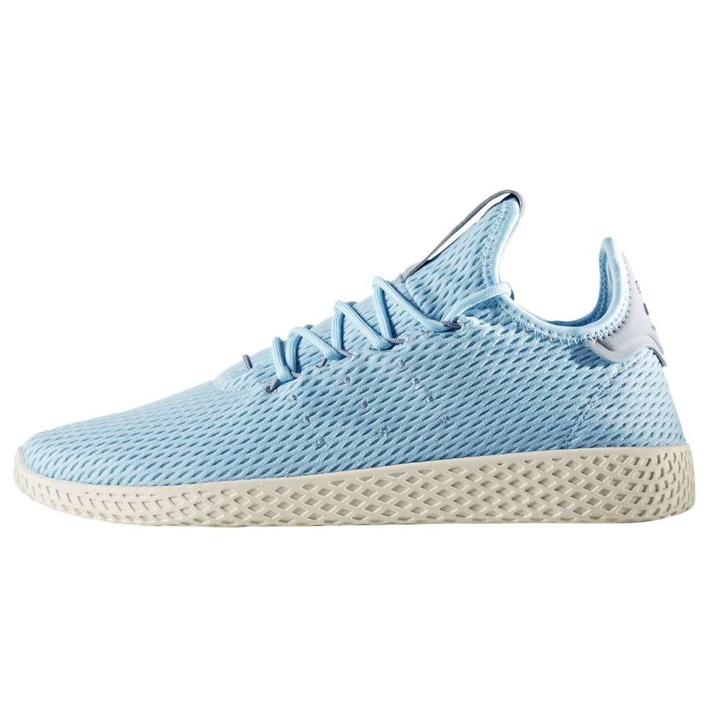 アディダス メンズ テニス シューズ・靴【PW Tennis HU】Ice Blue/Ice Blue/Tactile Blue
