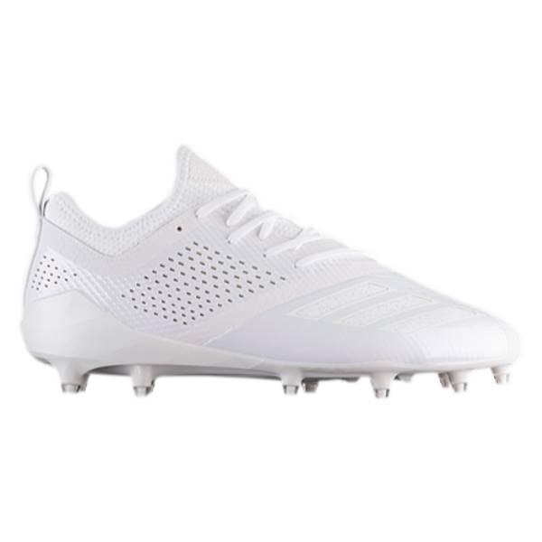 アディダス メンズ アメリカンフットボール シューズ・靴【adiZero 5-Star 7.0】White/White