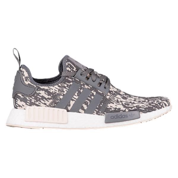 アディダス メンズ ランニング・ウォーキング シューズ・靴【NMD R1】Grey/Linen/White