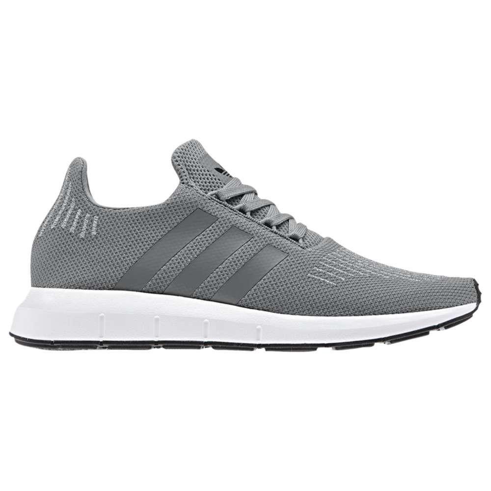 アディダス メンズ ランニング・ウォーキング シューズ・靴【Swift Run】Grey/Grey/Black