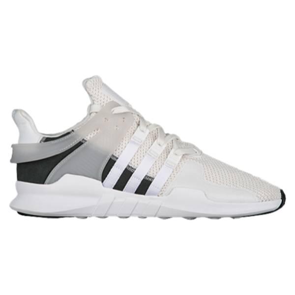 アディダス メンズ ランニング・ウォーキング シューズ・靴【EQT Support ADV】Crystal White/Light Solid Grey